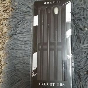 Morphe make up brushes